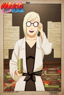 Post female wearing a lab coat - Anime Answers - Fanpop