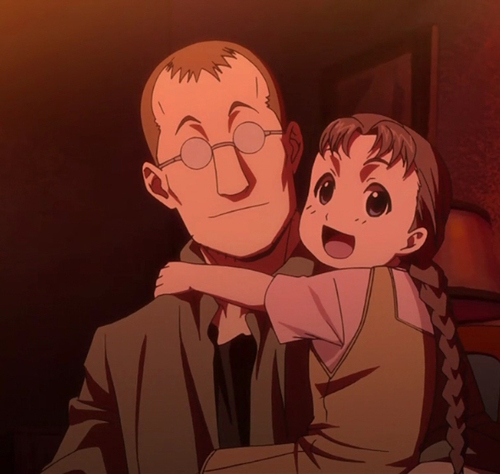 post a anime character thats a father - Anime Answers - Fanpop