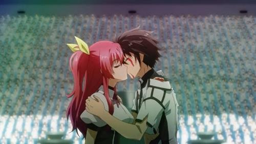 Aesthetica Of A Rogue Hero Kiss