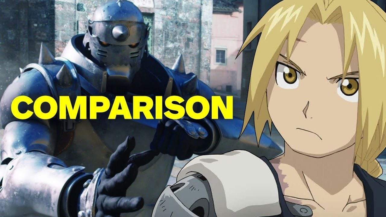 Fullmetal Alchemist Live Action Movie Review - Random ...