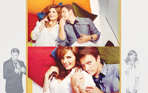 Castle and Beckett *-*