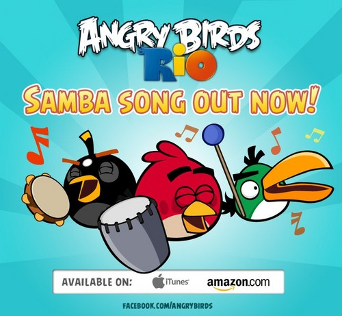 Samba Song Out Now!