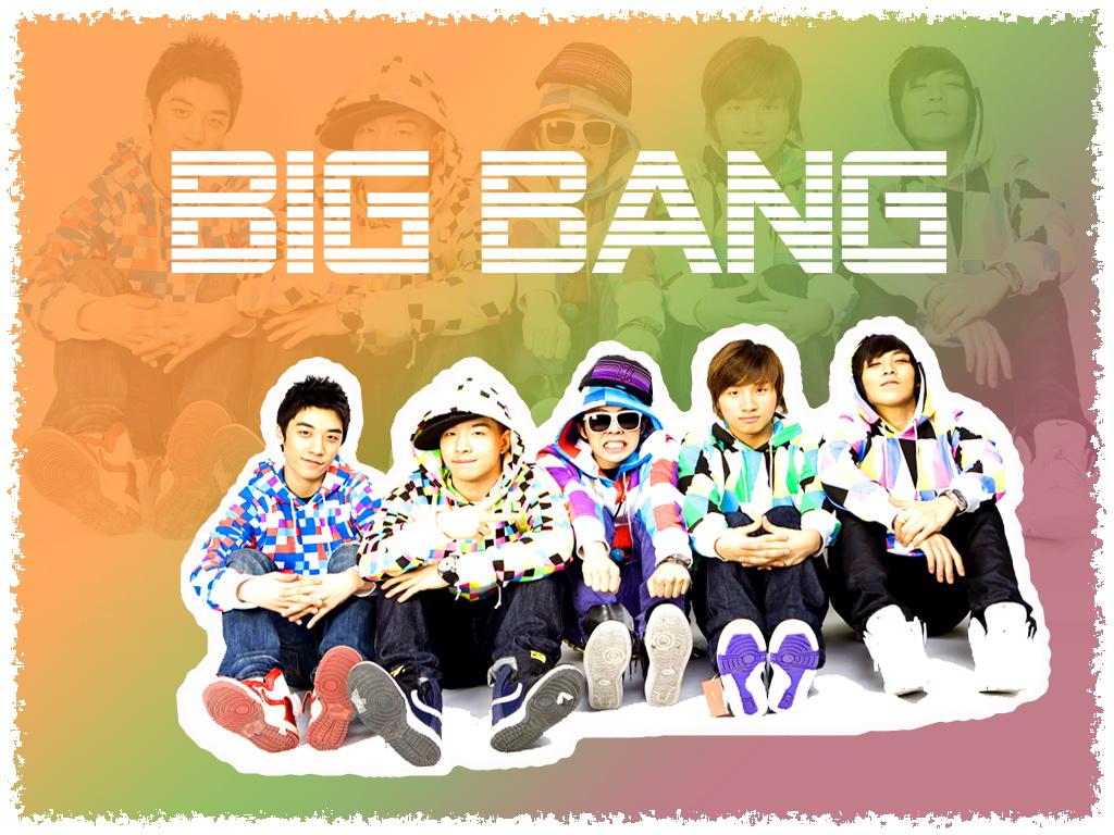Big Bang 壁紙 K Pop 4ever 壁紙 32174865 ファンポップ