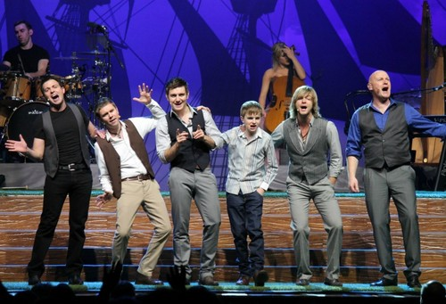 Celtic Thunder 2011