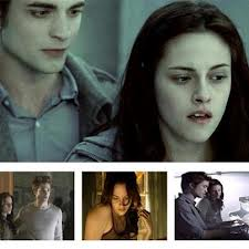 Edward and Bella,Twilight