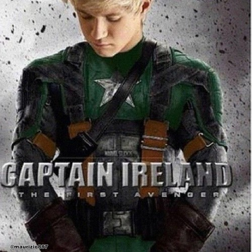 Horan, the first avenger