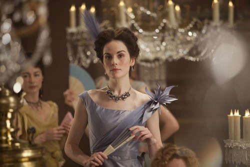 Michelle Dockery in 'Anna Karenina'