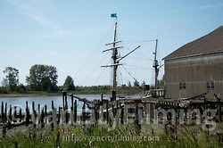 SET PICTURE: Captain Hook's Ship