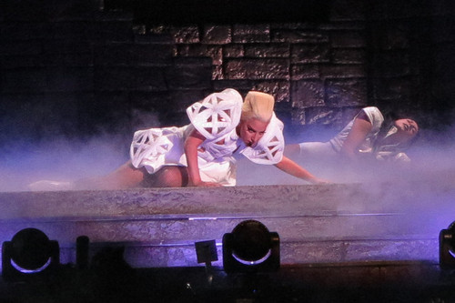 The Born This Way Ball Tour at Twickenham Stadium