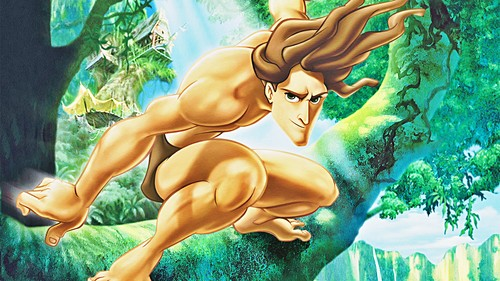 Walt Disney Wallpapers - Tarzan