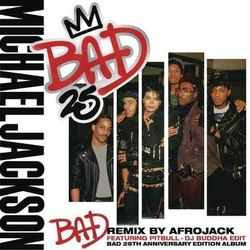 #BAD25 album cover