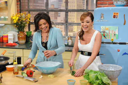 """The Rachael ray Show"""