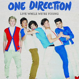 1D - Live while we're young!!!!!<33333