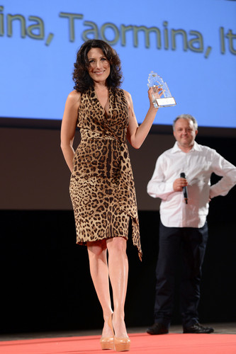 Awards Night at Teatro Antico @ 58th Taormina Film Fest (25.06.2012)