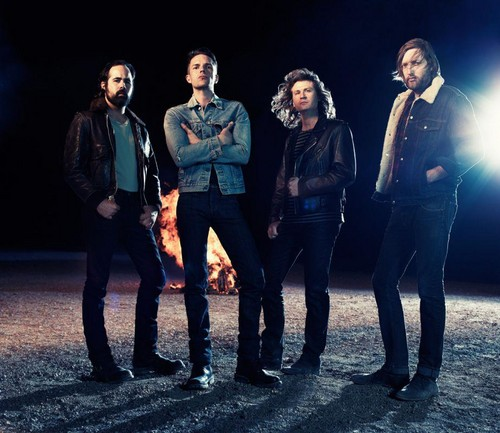 Battle Born photo shoot