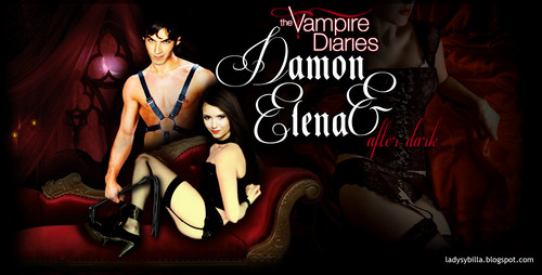 Damon & Elena After Dark