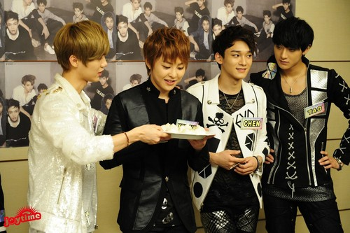 EXO-M for 100% Entertainment