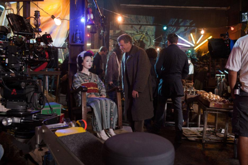 Fringe - Episode 5.01 - Transilence Thought Unifier Model-11 - BTS foto