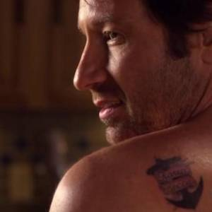 Hank's tattoo