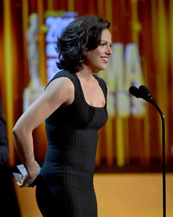 Lana Parrilla Speech at Alma Award
