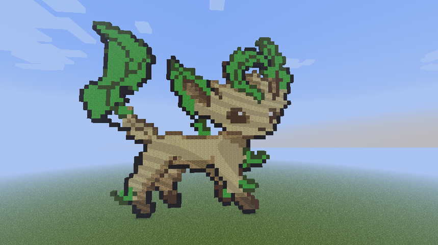Leafeon!