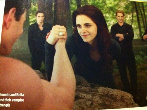 "New scans from EW's ""Twilight: The Complete Journey"" magazine special."