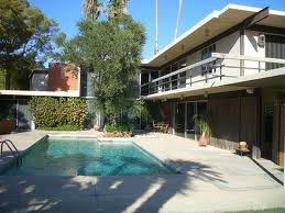 Steve's home in Palm Springs