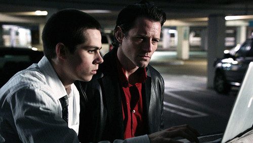 Stiles & Peter Hale