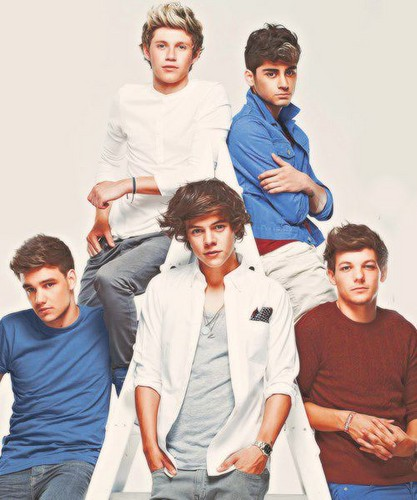 ♥One Direction New Photoshoot♥