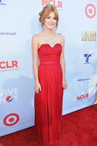 Bella Thorne at the NCLR ALMA Awards,16 september 2012