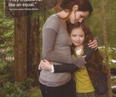 "Bella and her ""nudger"",Renesmee"