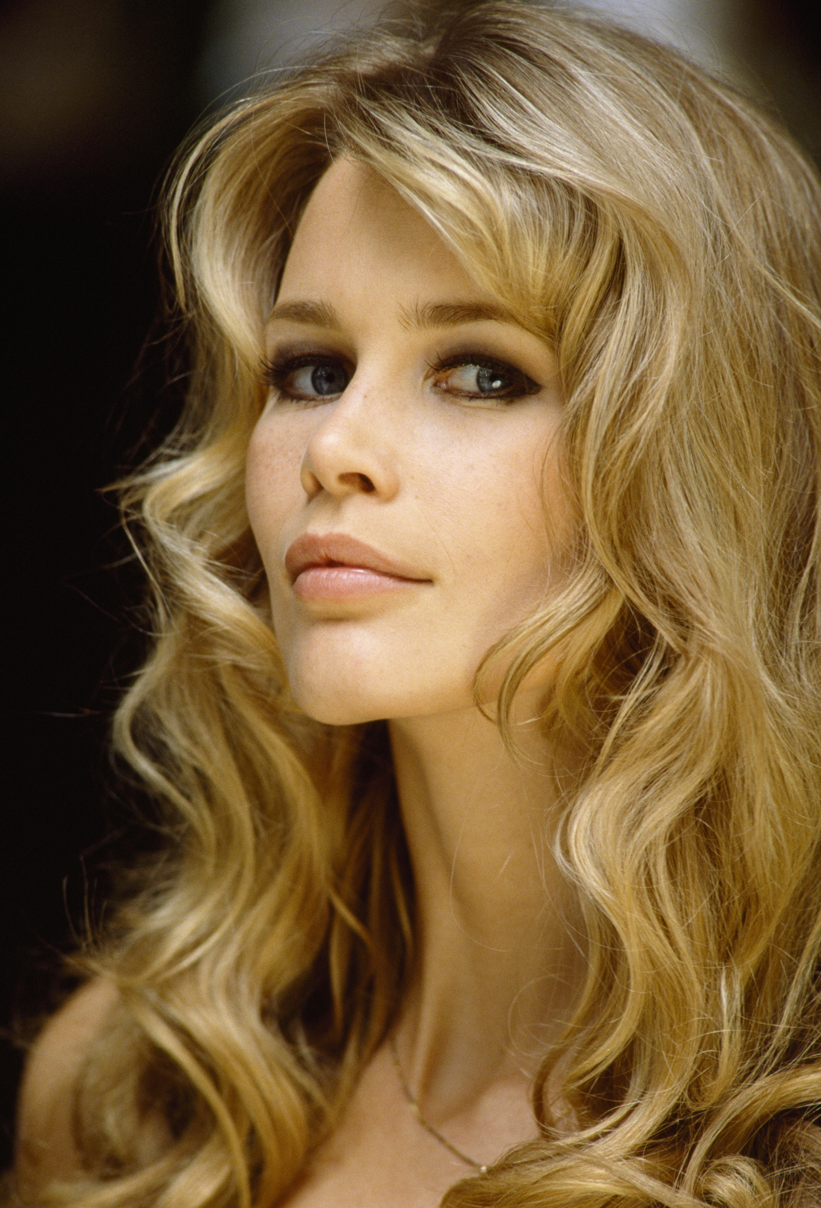 Claudia Schiffer home