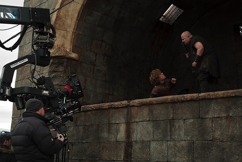 Game of Thrones- Behind the scenes
