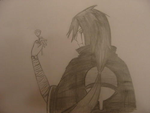 Izuna Drawing