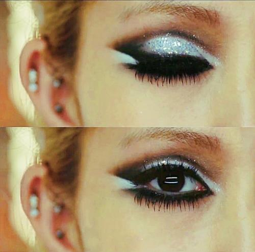 Korean Singer Boa's Makeup