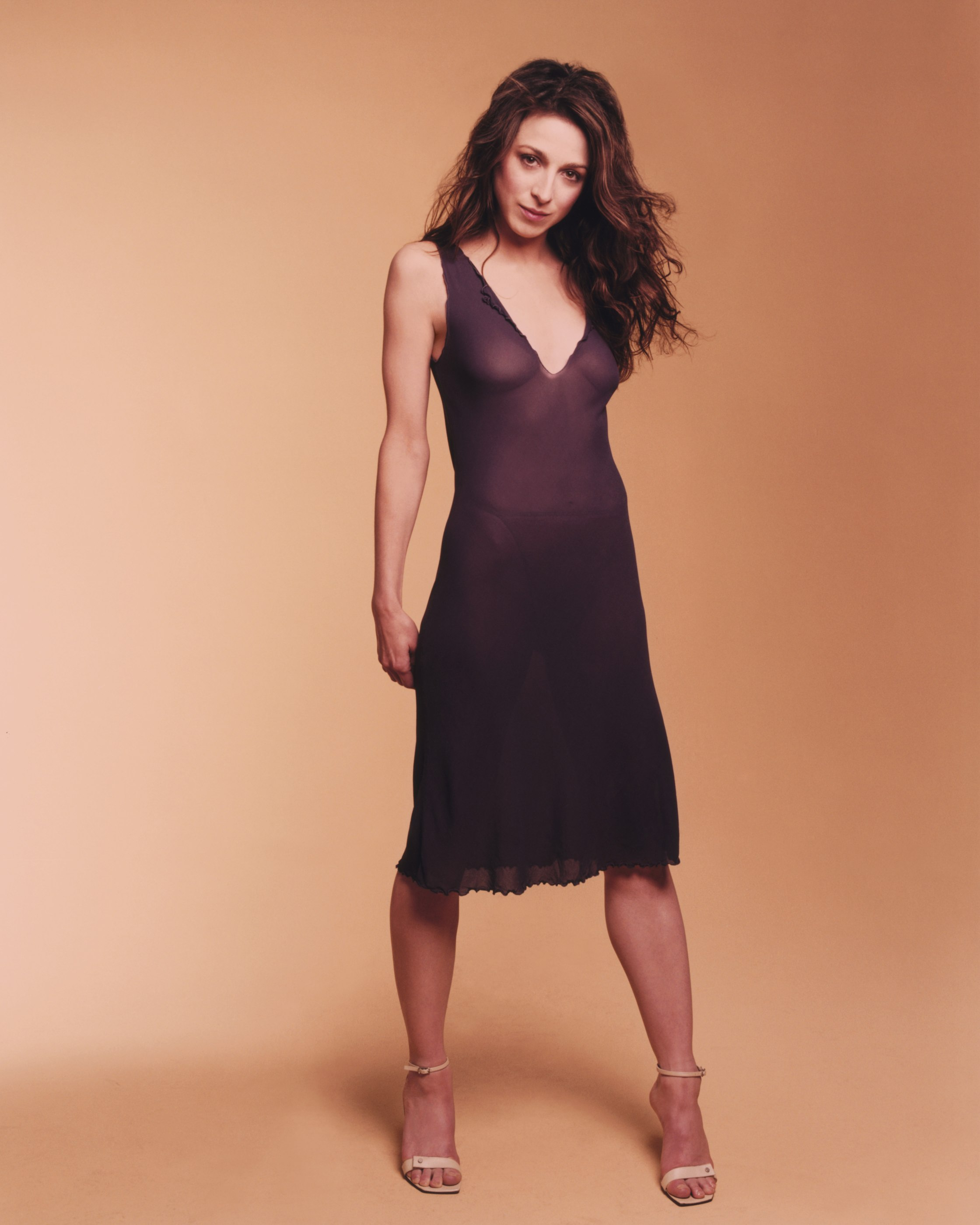 Nude marin hinkle Two and
