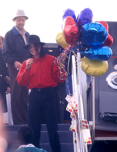 Michael Jackson Dangerous Era