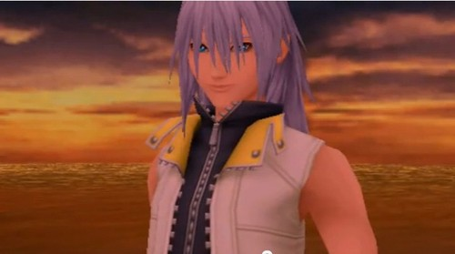 Riku in Birth par Sleep
