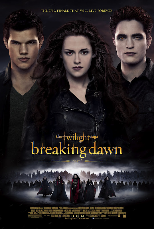 The Twilight Saga: Breaking Dawn Part 2 Poster