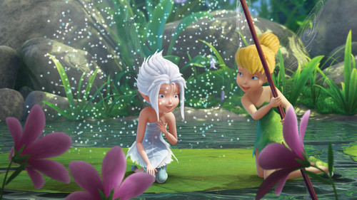TinkerBell & PeriWinkle