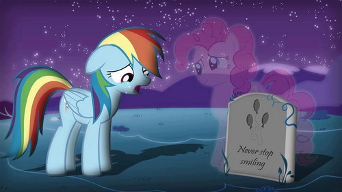 pinkie is dead..