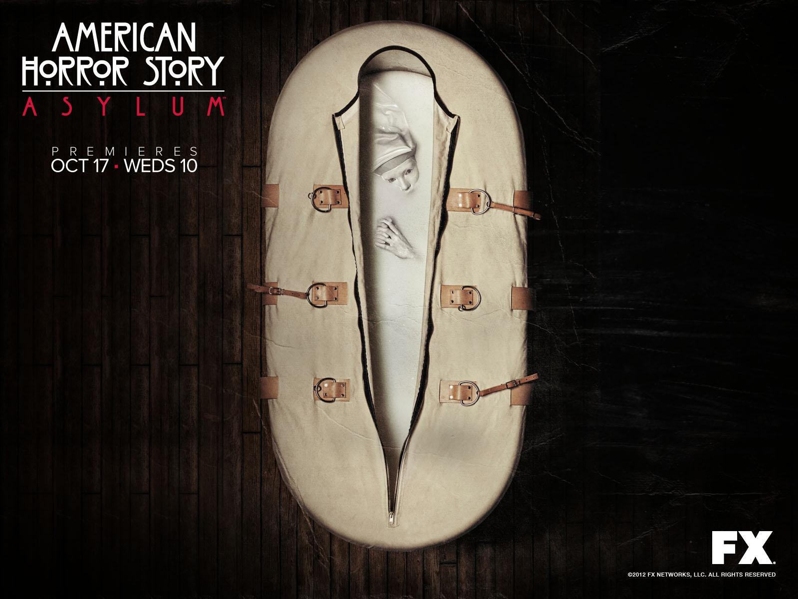 American Horror Story Asylum American Horror Story Wallpaper