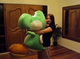 Don't You Wish You Had a Yoshi THIS Huge, Too???