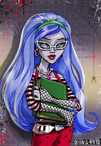 Ghoulia Yelps.