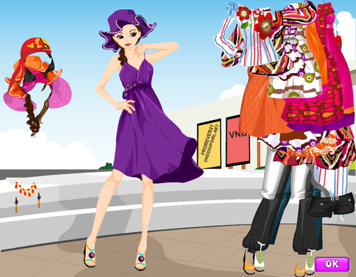 Girl Dress up Games at Dressup24h.com