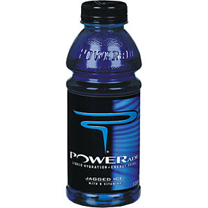 Jagged Ice Powerade