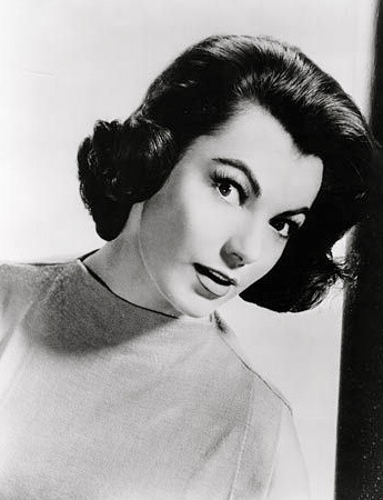 Judy Tyler (October 9, 1932 - July 3, 1957)