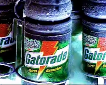 Midnight Thunder Gatorade