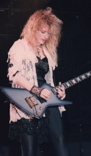 Nancy Wilson of cœur, coeur