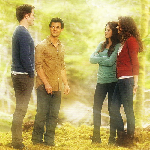 New pics breaking Dawn